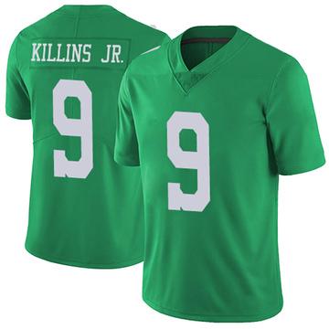 Youth Nike Philadelphia Eagles Adrian Killins Jr. Green Vapor Untouchable Jersey - Limited