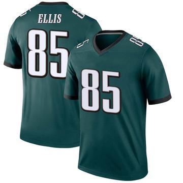 Youth Nike Philadelphia Eagles Alex Ellis Green Jersey - Legend