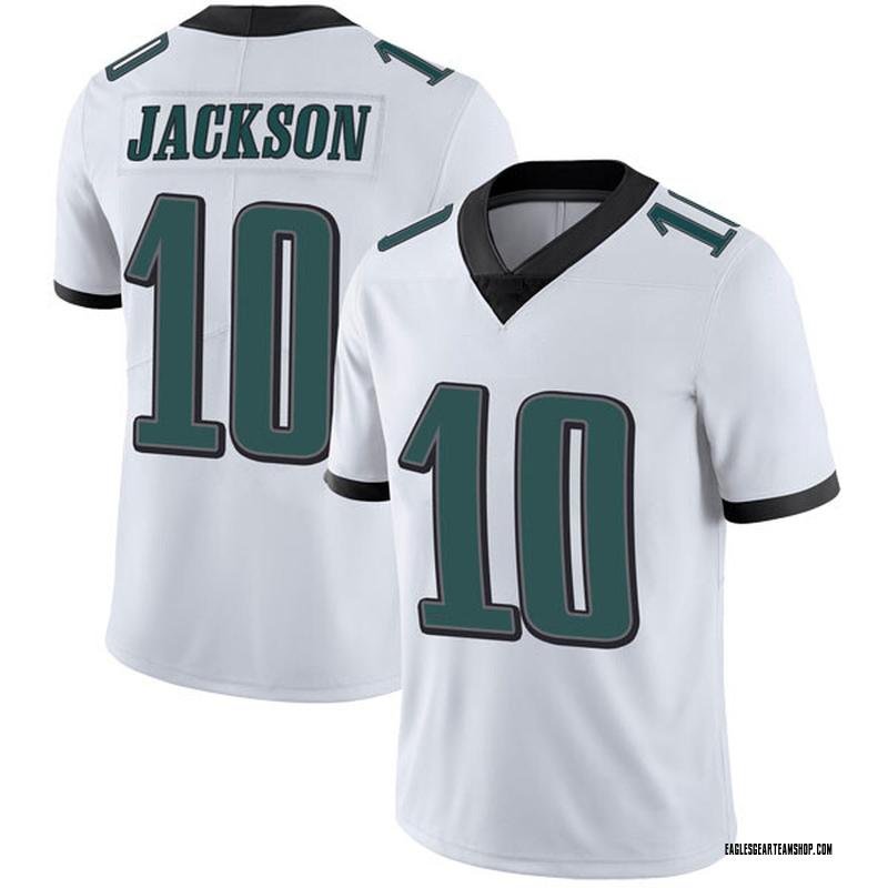 Youth Nike Philadelphia Eagles DeSean Jackson White Vapor ...