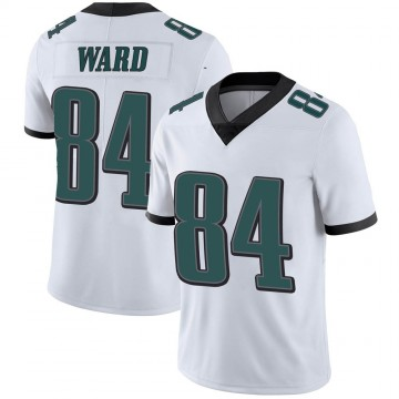 Youth Nike Philadelphia Eagles Greg Ward Jr. White Vapor Untouchable Jersey - Limited