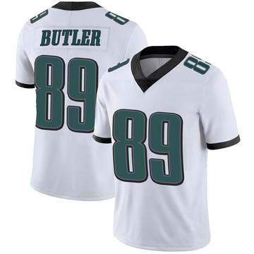 Youth Nike Philadelphia Eagles Hakeem Butler White Vapor Untouchable Jersey - Limited