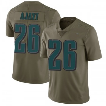 Youth Nike Philadelphia Eagles Jay Ajayi Green 2017 Salute to Service Jersey - Limited