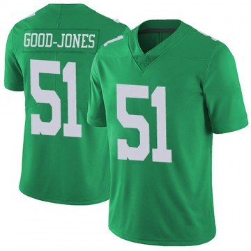 Youth Nike Philadelphia Eagles Julian Good-Jones Green Vapor Untouchable Jersey - Limited