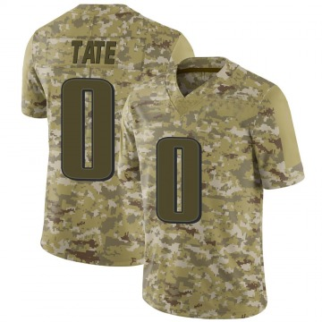 Youth Nike Philadelphia Eagles Khalil Tate Camo 2018 Salute to Service Jersey - Limited