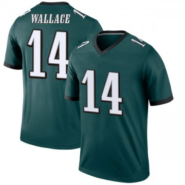 Youth Nike Philadelphia Eagles Mike Wallace Green Jersey - Legend