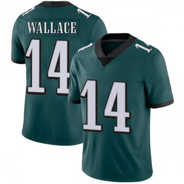 Youth Nike Philadelphia Eagles Mike Wallace Green Midnight Team Color Vapor Untouchable Jersey - Limited