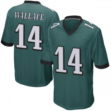 Youth Nike Philadelphia Eagles Mike Wallace Green Team Color Jersey - Game