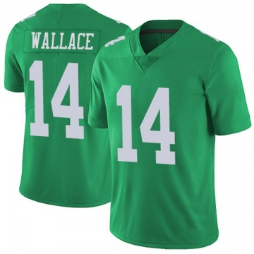 Youth Nike Philadelphia Eagles Mike Wallace Green Vapor Untouchable Jersey - Limited