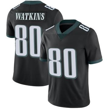 Youth Nike Philadelphia Eagles Quez Watkins Black Alternate Vapor Untouchable Jersey - Limited